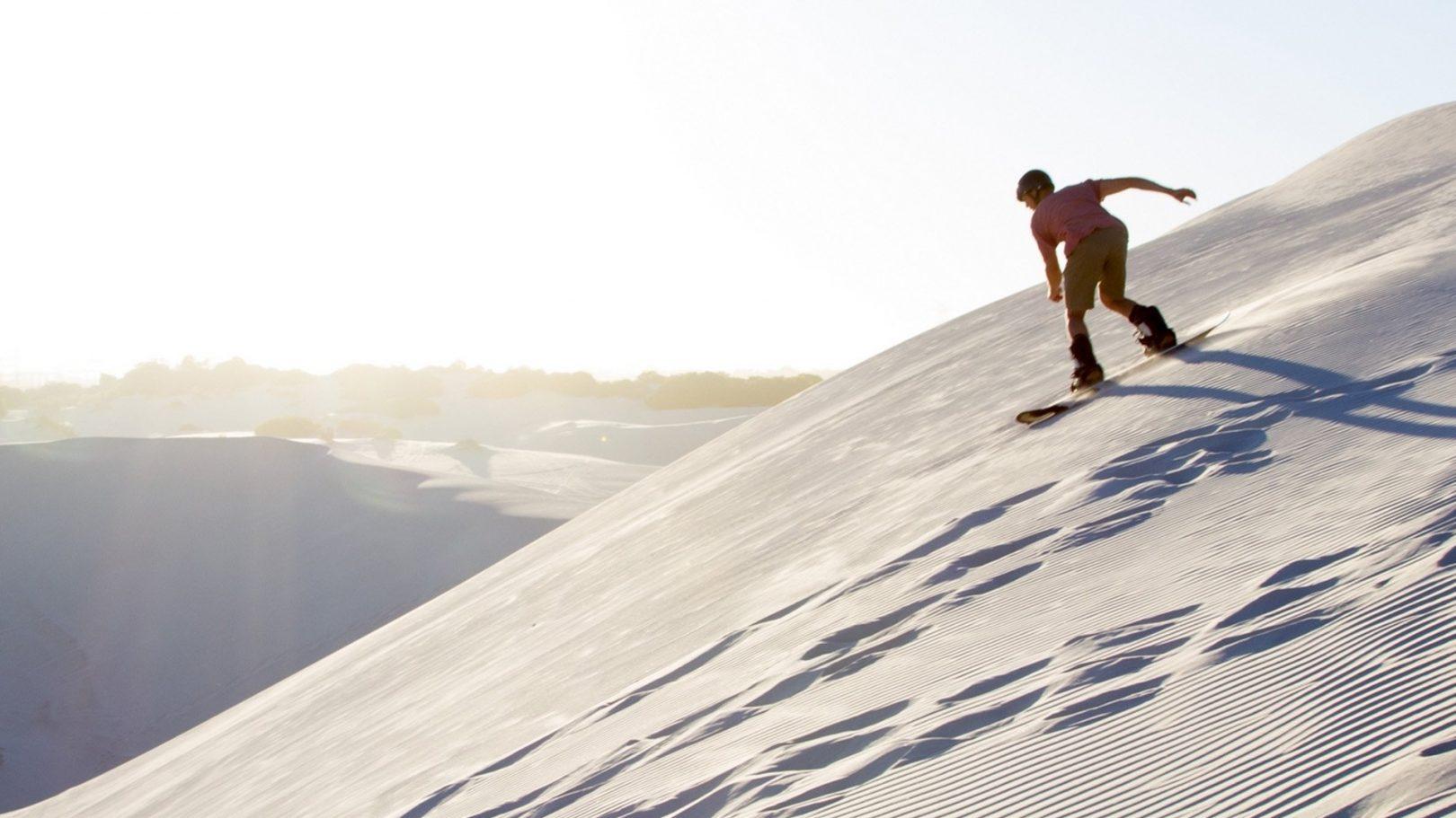 Sandboarding Cape Town: Atlantis Sand Dunes (Tours & Quad biking)
