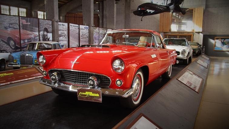Franschhoek-Motor-Museum