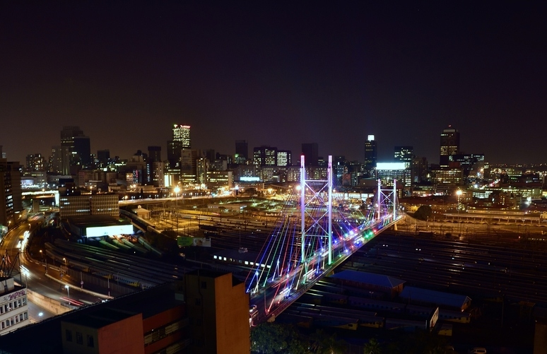 Joburg-Night