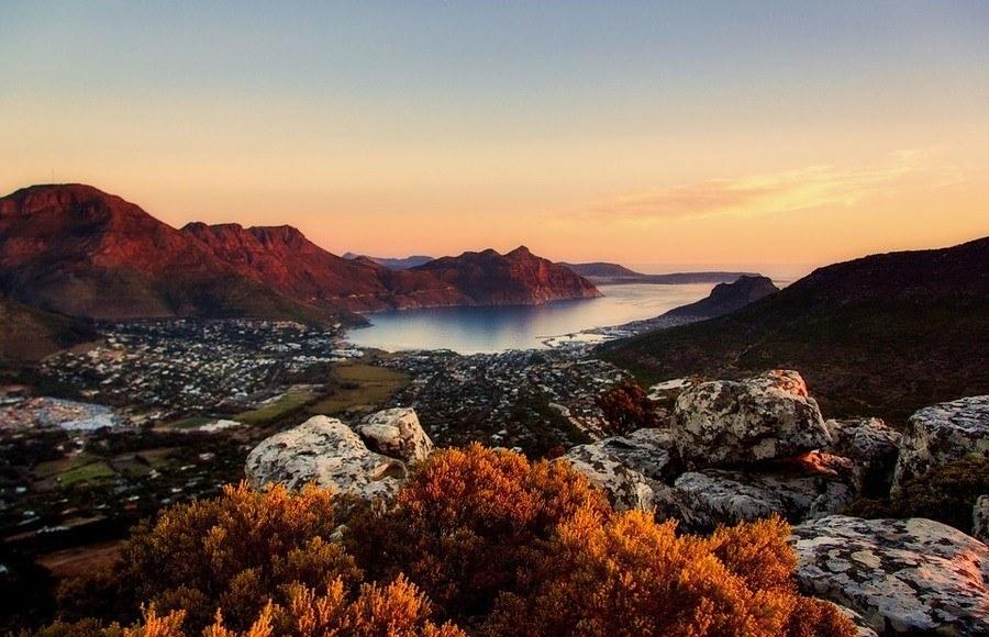 Cape Town bay