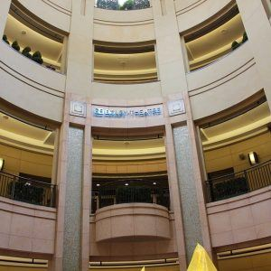 Dolby Theatre interior