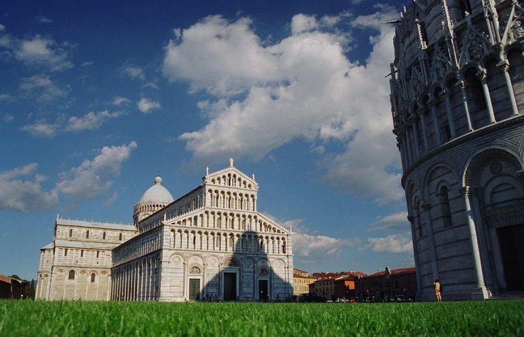 Pisa Duomo exterior