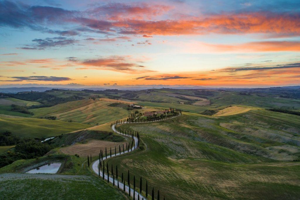 italy valley