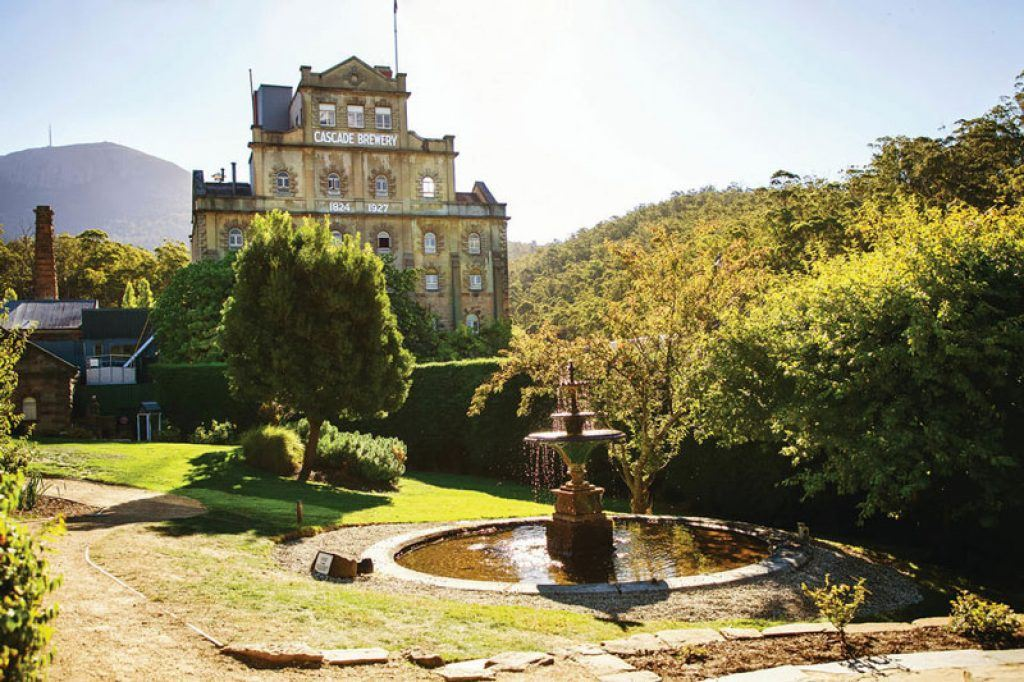 cascade brewery historical building