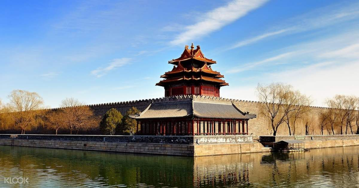 Forbidden City, Summer Palace, and the Temple of Heaven Day Tour