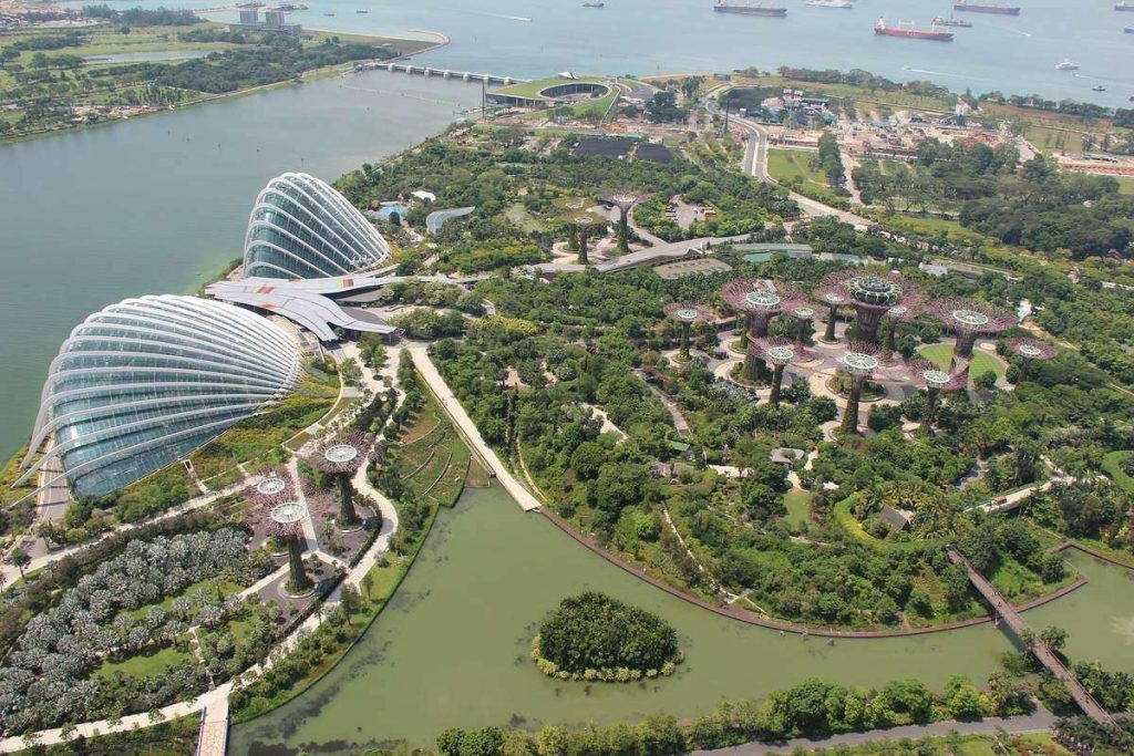 Singapore From Above