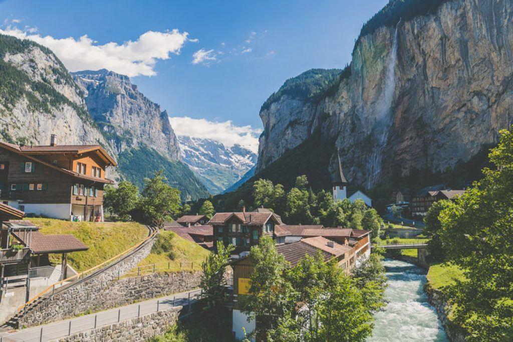 valley in switzerland tours