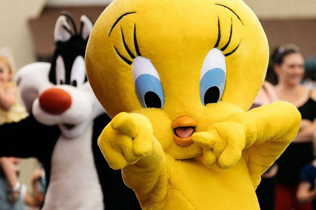 tweety bird character