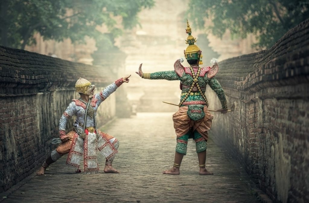 traditional asian culture