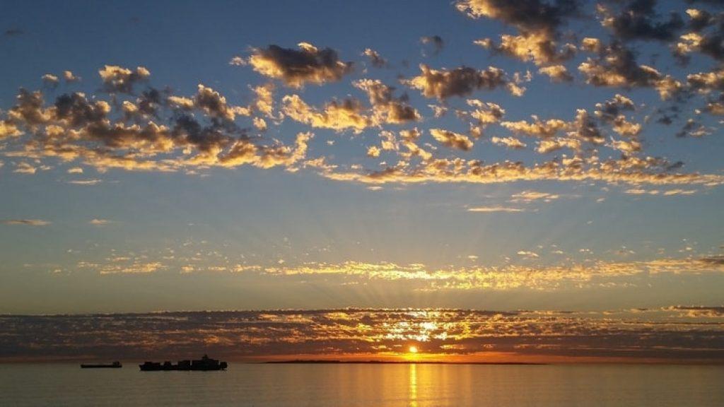 Cape Town Sunset Bloubergstrand