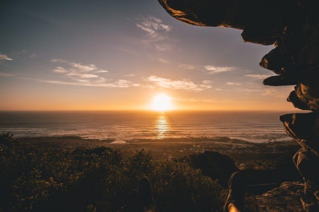 Cape Town Sunset Lion's Head