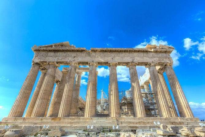 Acropolis of Athens Skip The Line Admission Ticket