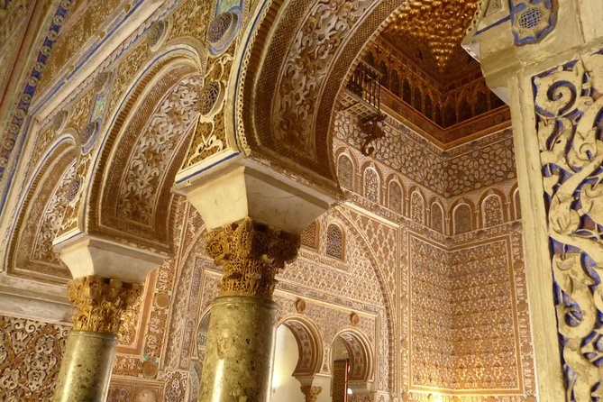 Alcazar of Seville Small Group Guided Tour