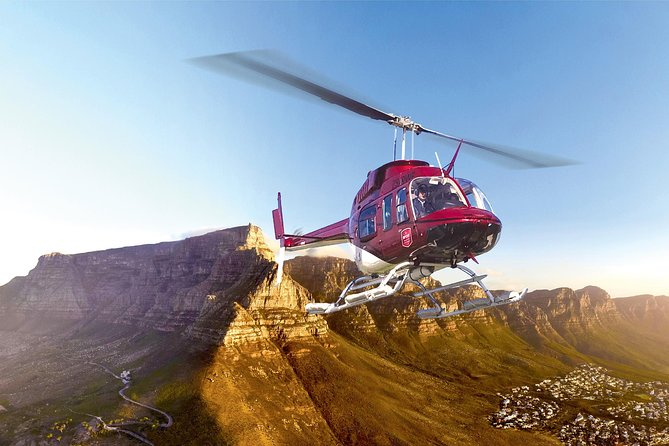 Cape Town Hopper Helicopter Tour
