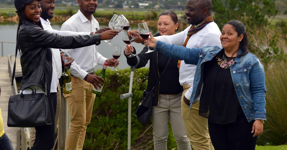 From Cape Town: Cape Winelands Full-Day Shared Tour
