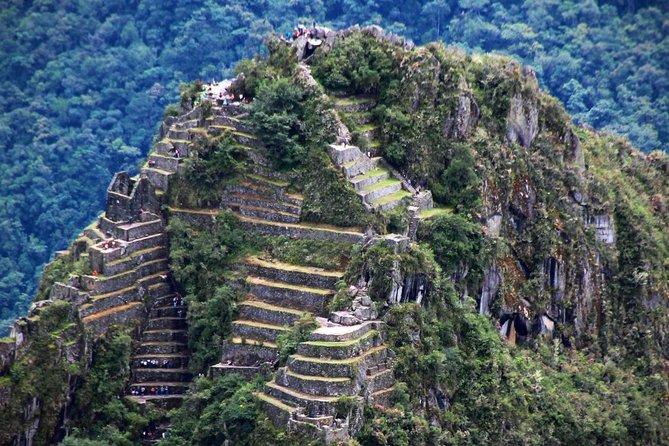 Machu Picchu and Huayna Picchu Admission Ticket