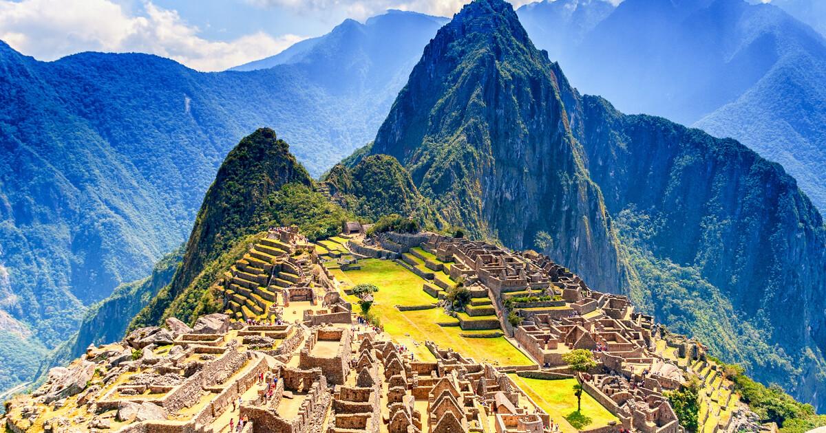 Machu Picchu Lost Citadel Official Ticket