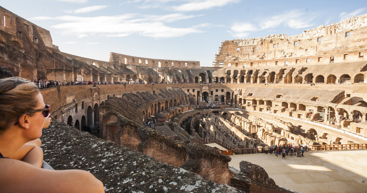 Rome: Colosseum, Roman Forum, Palatine Hill Priority Tickets