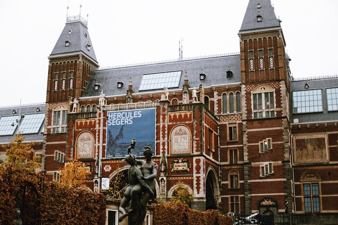 Skip-the-line Rijksmuseum & Van Gogh Museum Guided Tour - Semi-Private 8ppl Max