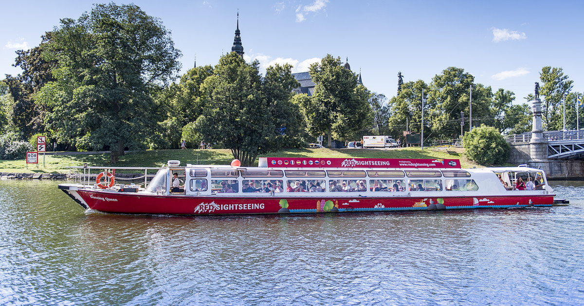Stockholm: Royal Bridges and Canal Cruise