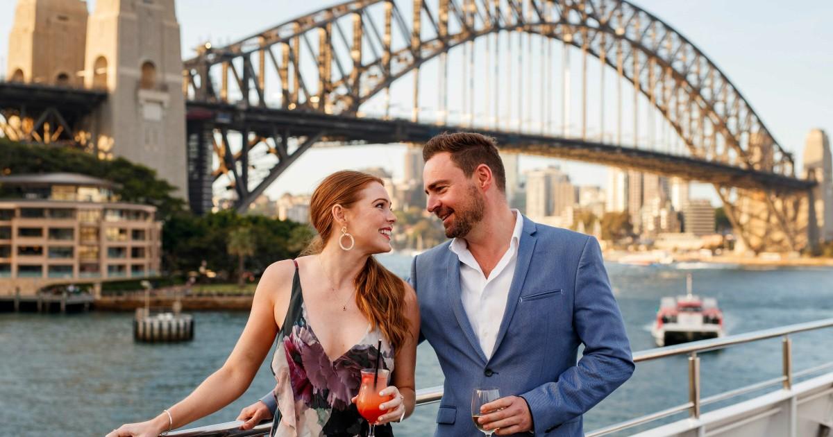 Sydney Harbour Captains Dinner Cruise