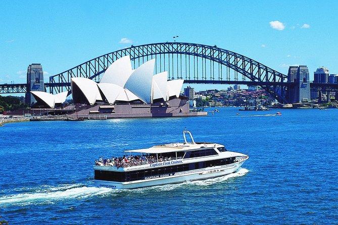 Sydney Harbour Coffee Cruise