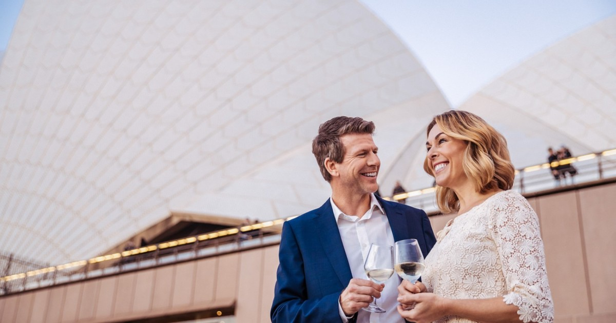 Sydney Opera House VIP Tour, Portside Dinner & Opera Ticket