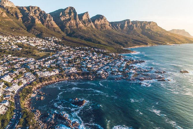 Two Oceans Helicopter Tour in Cape Town