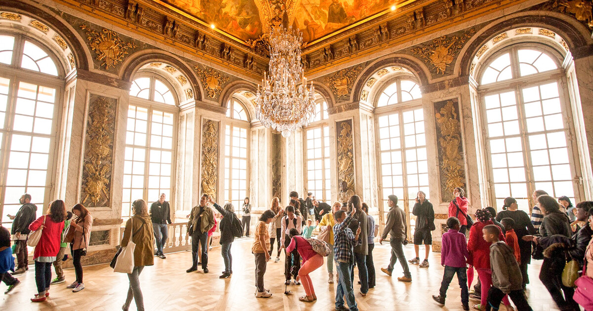 Ultimate Versailles: Skip-the-Line Guided Tour