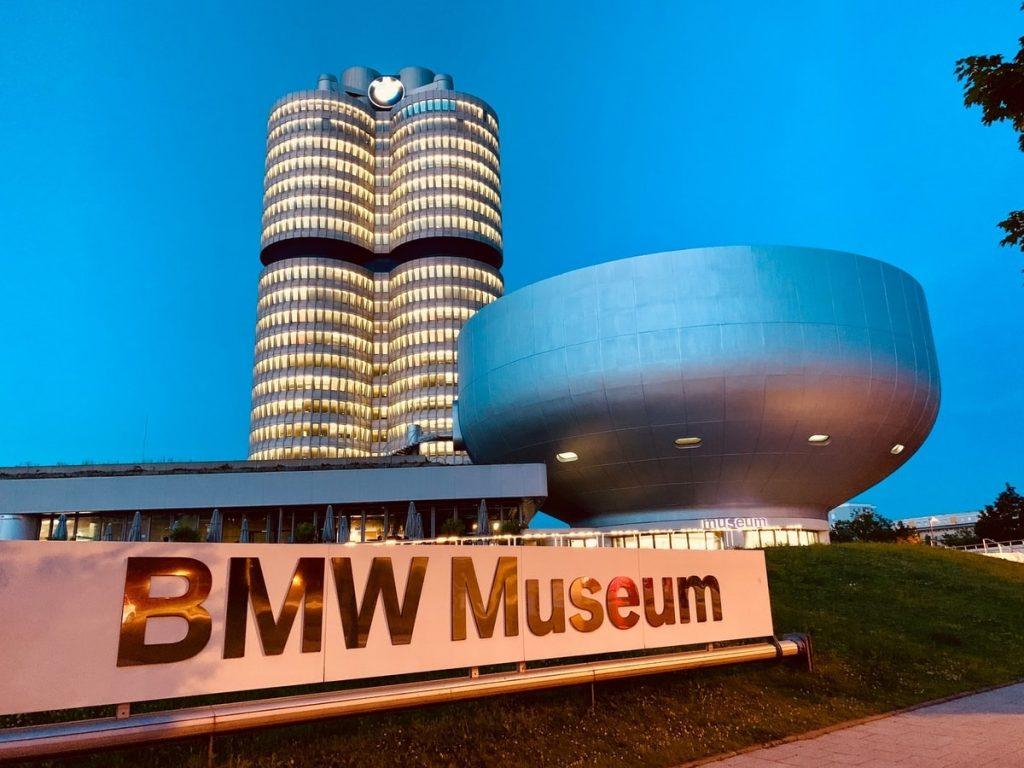 Munich Germany BMW Museum