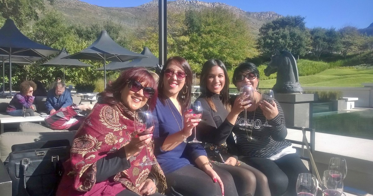 Constantia Wine Tasting Tour from Cape Town