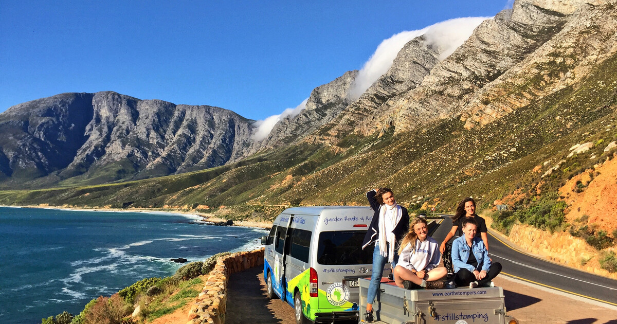From Cape Town: 5-Day Garden Route and Addo Safari
