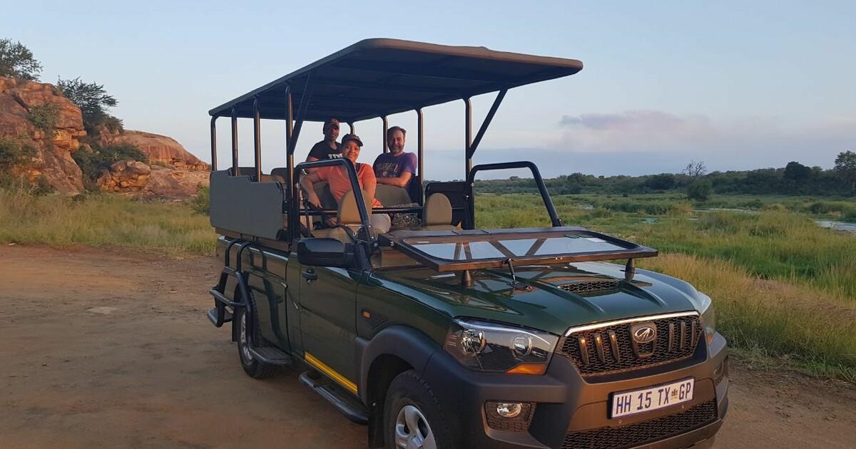 Full-Day Kruger National Park Safari from Johannesburg