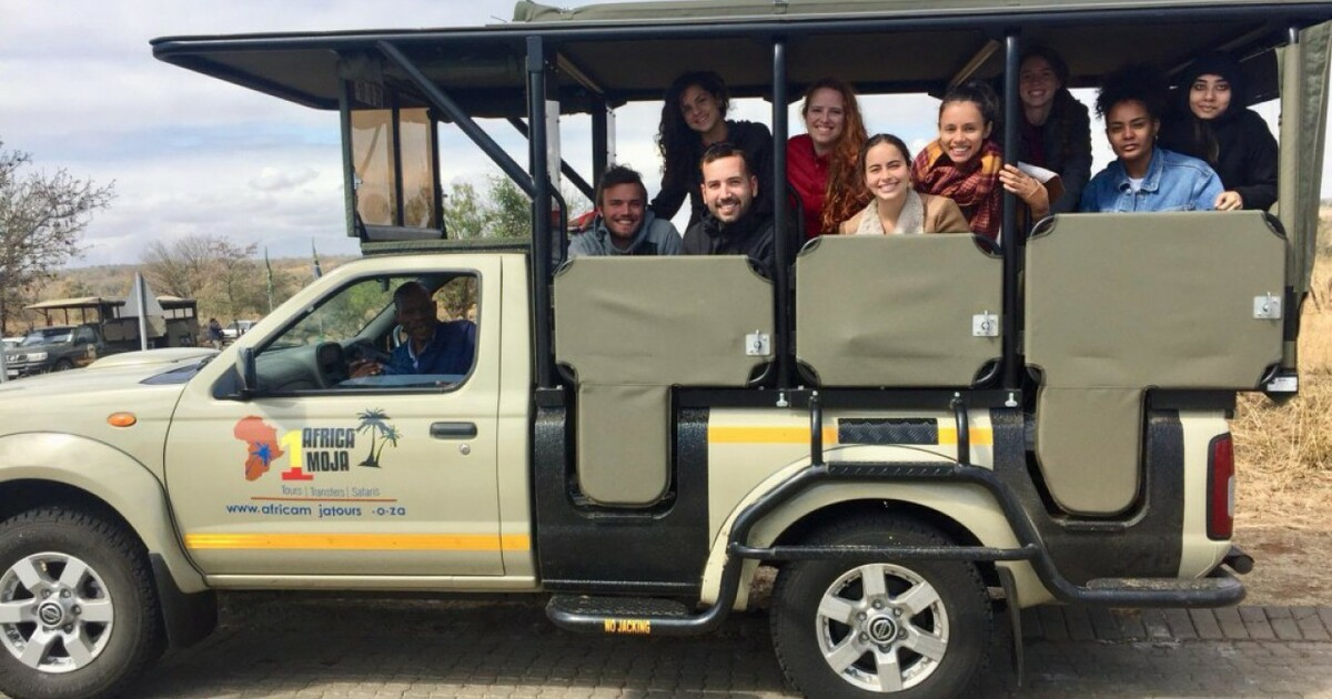 Kruger National Park 3-Day Safari from Johannesburg