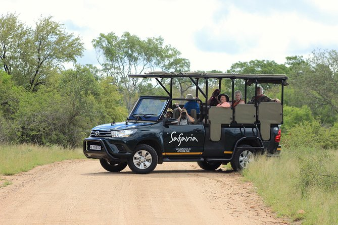 Kruger Park Full-Day Private Safari