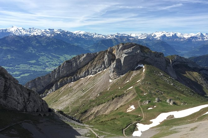 Mount Pilatus tour with personal guide and private driver including all tickets
