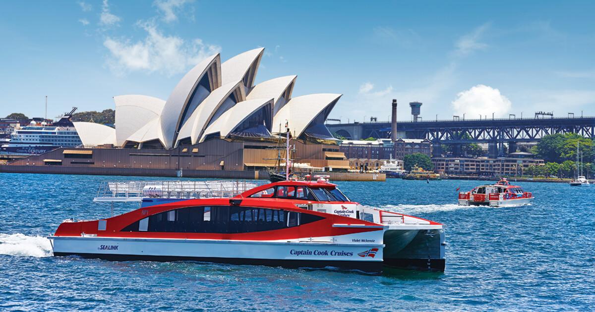 Sydney: Harbour Cruise, Taronga Zoo and Sky Safari