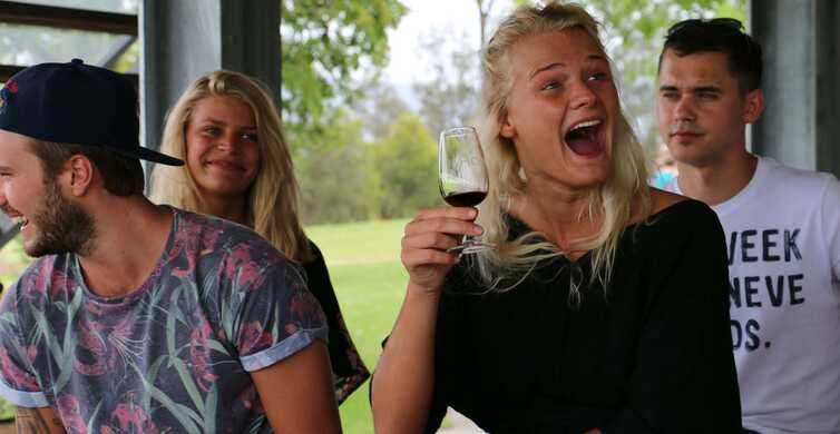 Hunter Valley: Wine, Cheese, and Chocolate Tasting Tour