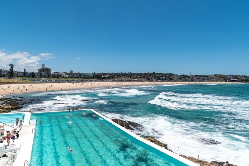 sydney beach and ocean pool