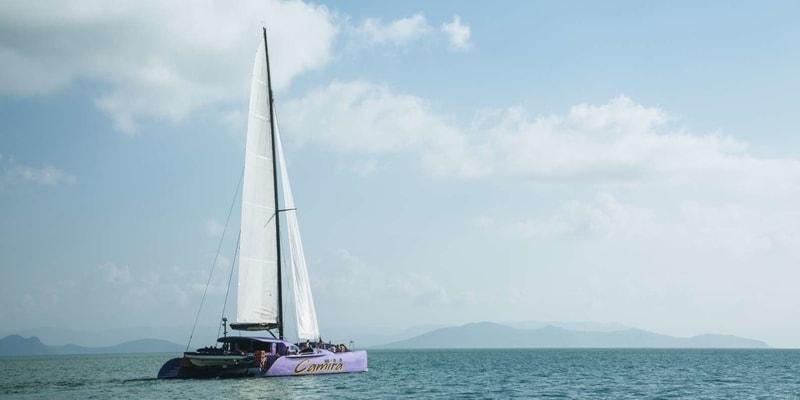 Catamaran Airlie Beach