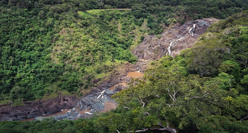 Kuranda rainforest, Australia