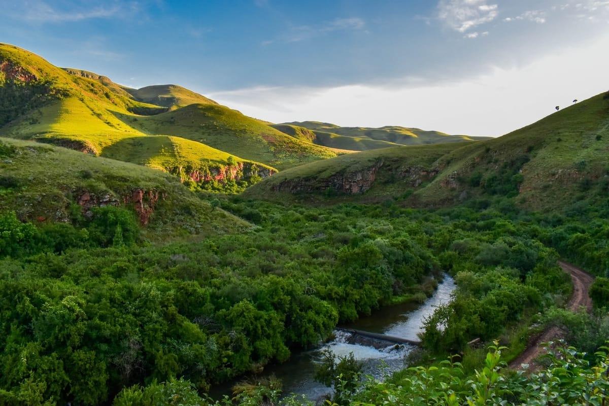 Mountains in Mpumalanga