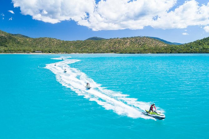 Whitsundays Guided Jet Ski Tour
