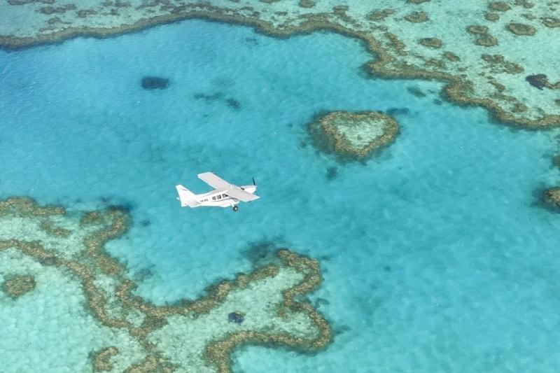 Heart Reef Scenic Flight