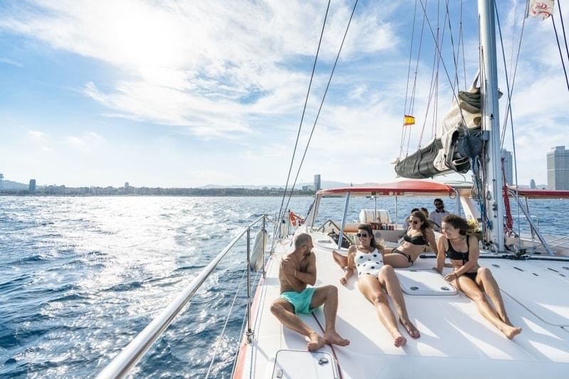Barcelona Catamaran Cruise
