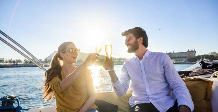 Barcelona: Sailing Cruise and Vineyard Visit with Tasting