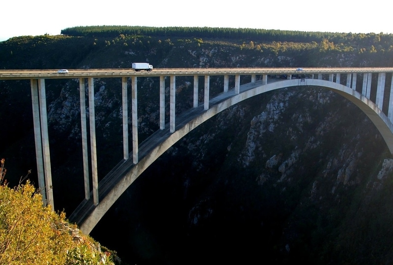 bloukrans bungee jumping bridge south africa