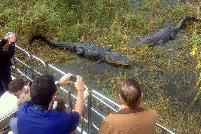 Central Florida Everglades Airboat Tour from Orlando