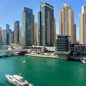 Dubai boat trips from Marina