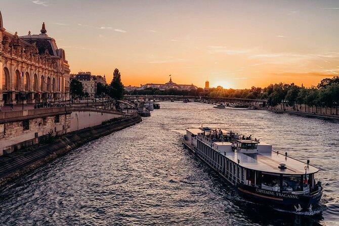 paris dinner cruise